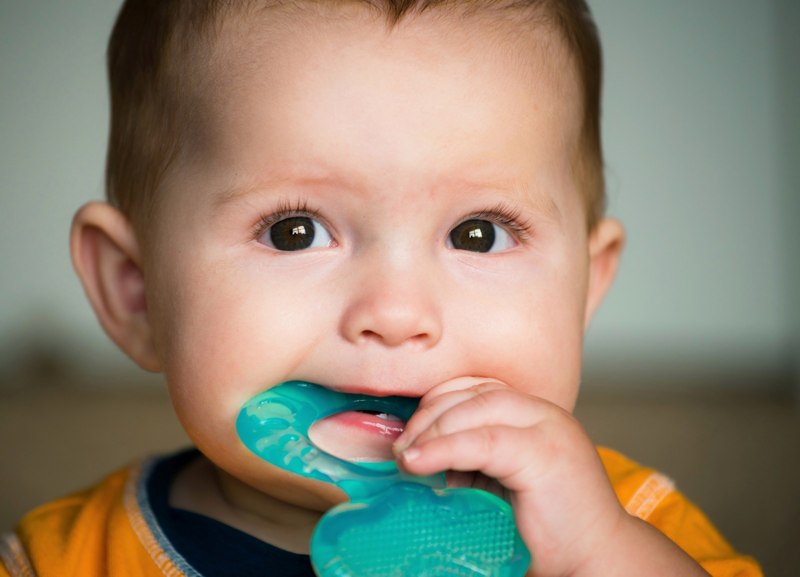 Angebissen gute testergebnisse bei babyspielzeug Öko