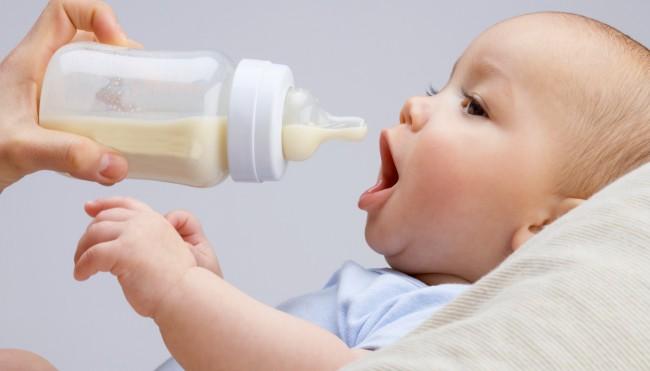 Alergia a la leche materna infantil