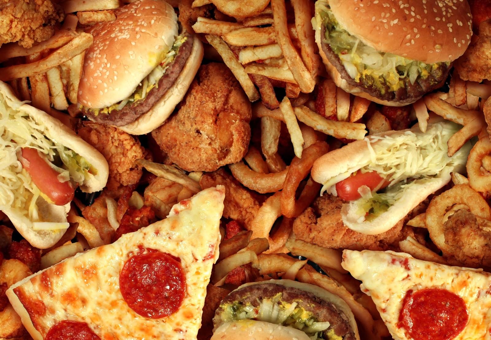 Du wirst nie wieder fast food essen wenn du das liest for Salon du fast food