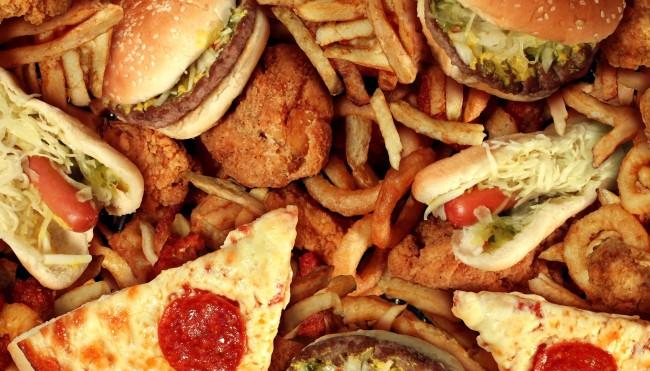 Fast Food overload