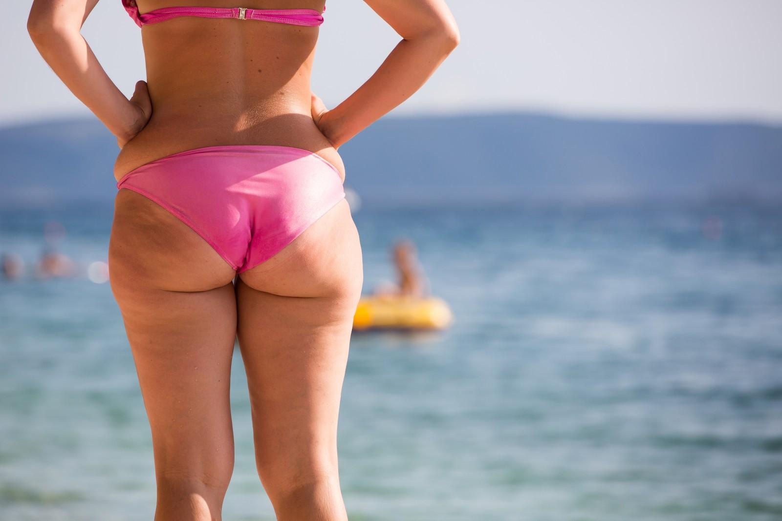 hilft schwimmen gegen cellulite