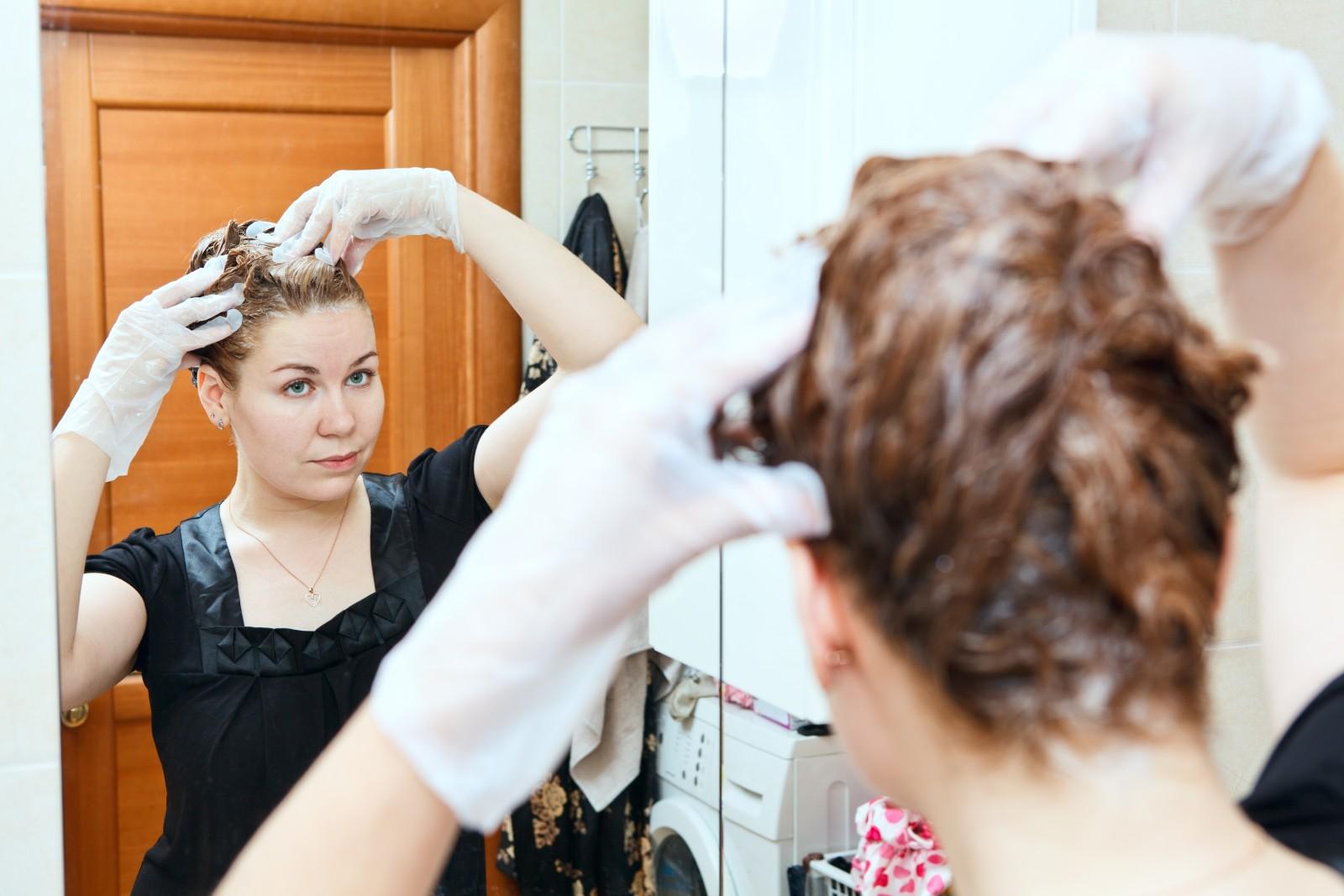 Как красить волосы хной в домашних условиях - Уход за волосами 5