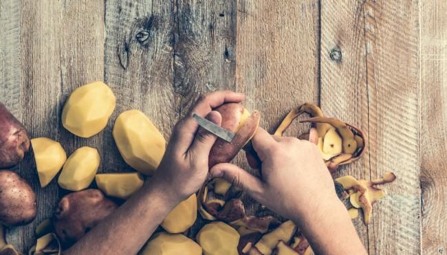 DIY  Spülmittel aus Kartoffelschalen - Nachhaltigkeit im Haushalt ... fd3b786ff8