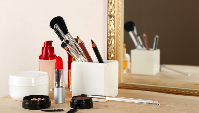 Make-up haltbar machen
