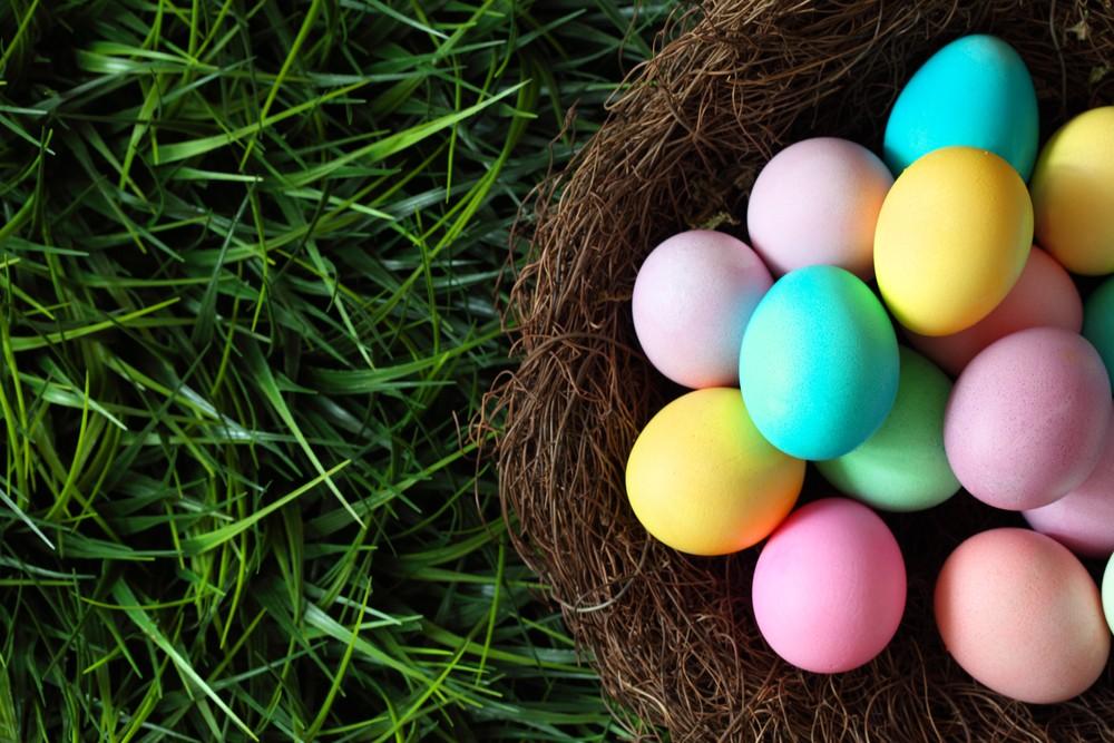 kaltfarben zum eier färben