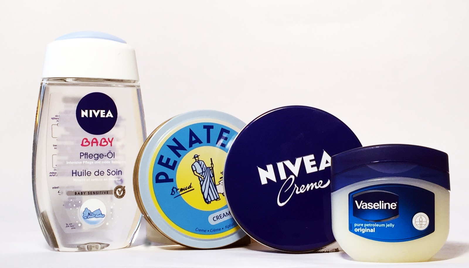 Mineralöle In Kosmetika