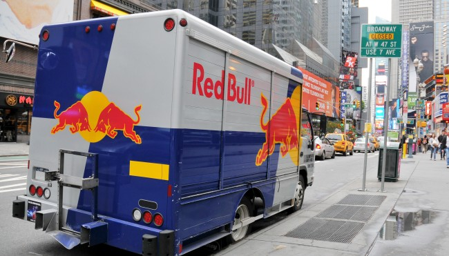 Red Bull Auto in New York