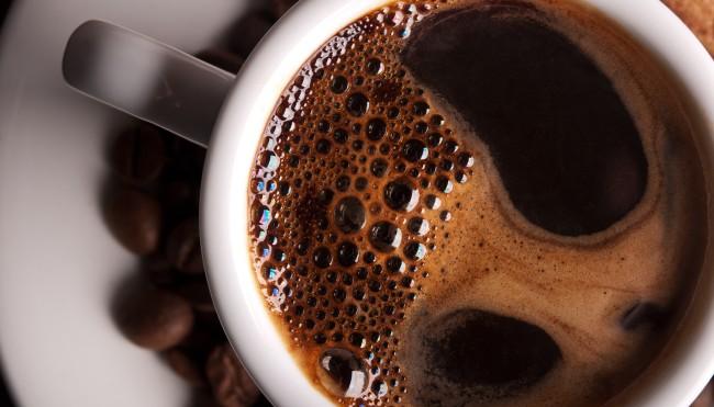 Schimmel im Kaffee