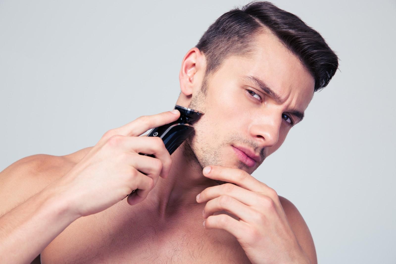 Haare rasieren entzundung