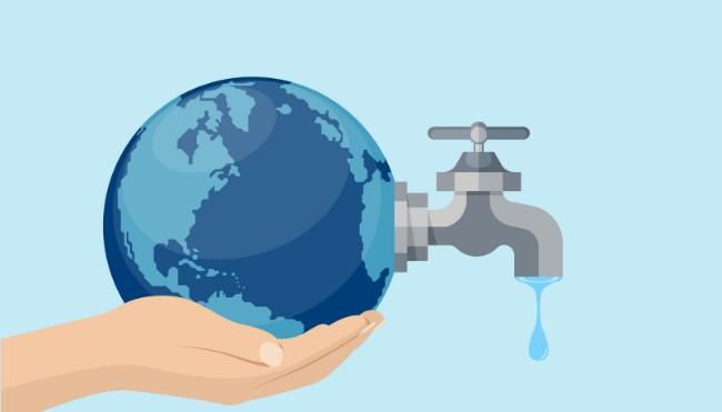 Wasser Erde
