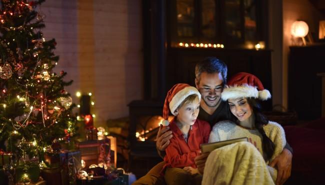 Weihnachten Feiern.Grüne Weihnachten Umweltfreundlich Feiern Umwelt