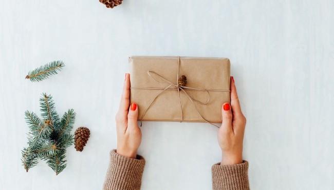 10 nachhaltige Geschenkpapieralternativen - Für Weihnachten ... 3d6fb3462d