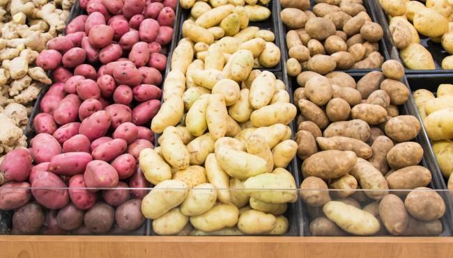 Bildergebnis für Kartoffeln